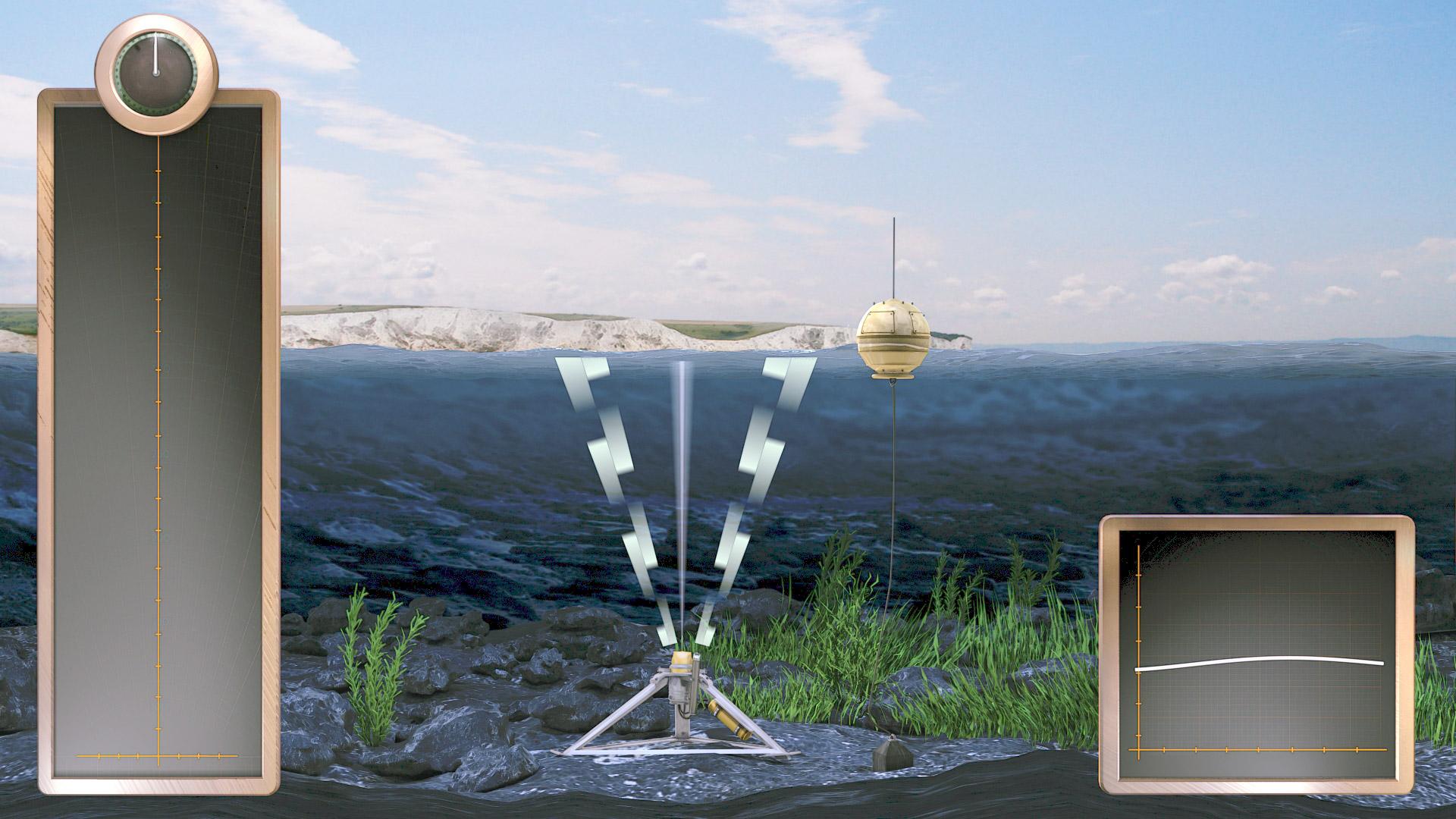 EDF – «Hydrolienne en mer» Campagne de mesure